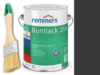 Farba renowacyjna grzejnik Remmers CZARNA 2,5 L