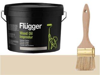 Flugger Wood Oil Impredur olej tarasu 0,7 PIASKOWY