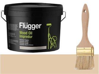 Flugger Wood Oil Impredur olej tarasu 0,7L Brzoza