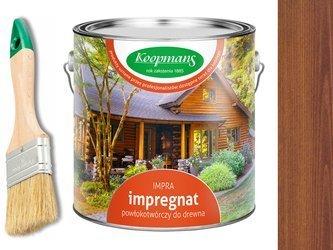 Impregnat IMPRA Koopmans 2,5L - 111 TEAK NATURALNY