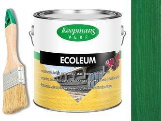 KOOPMANS ECOLEUM Impregant Olej 2,5L 206 ZIELONY