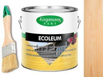 KOOPMANS ECOLEUM Impregant Olej 2,5L BEZBARWNY UV