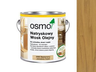 OSMO 3010 WOSK OLEJNY SUROWE DREWNO 2,5L