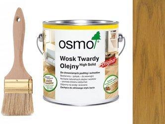 OSMO 3032 wosk twardy olej 2,5 L JEDWABISTY POŁYSK