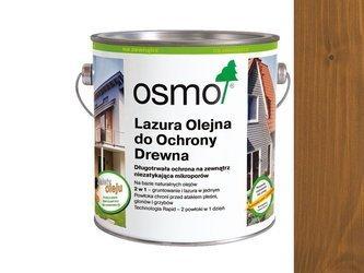 OSMO 706 Lazura Ochronna do drewna DĄB 0,125L