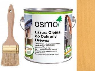 OSMO 710 Lazura Ochronna do drewna PINIA 750ml