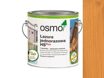 OSMO Lazura Jednorazowa 9221 SOSNA 0,125L