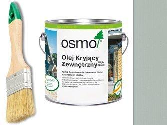 OSMO Olej Kryjący 2735 JASNY SZARY 750ml + GRATIS
