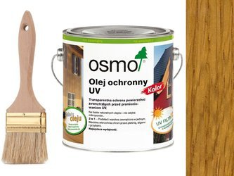 OSMO Olej Ochronny UV KOLOR Jasny DĄB 432 25L