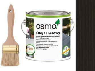 OSMO Olej do Tarasów 020 CZARNY 2,5L + GRATIS