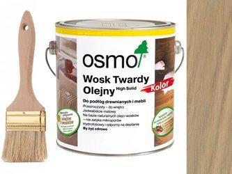 Osmo 3040 wosk twardy olejny olej wosk 10L BIAŁY