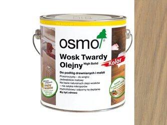 Osmo 3040 wosk twardy olejny olej wosk 125ml BIAŁY