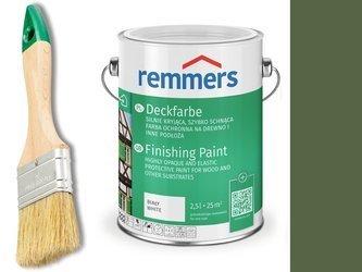 Remmers Farba do drzwi mebli ZIELEŃ MCHU 5 L