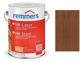 Remmers HK-Lasur impregnat do drewna 0,75L KASZTAN