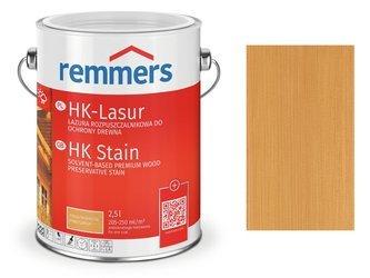 Remmers HK-Lasur impregnat do drewna 2,5 DĄB JASNY