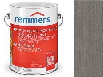 Remmers HK-Lasur impregnat drewna GRAFITOWY 100ml