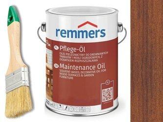 Remmers Pflege-Ol olej do tarasu KASZTAN 0,75L