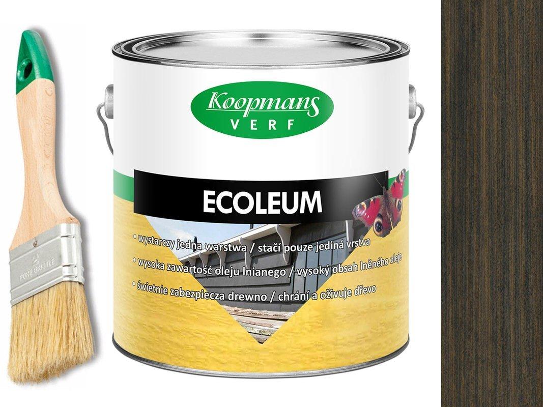 KOOPMANS ECOLEUM Impregant Olej 10L 239 CZARNY