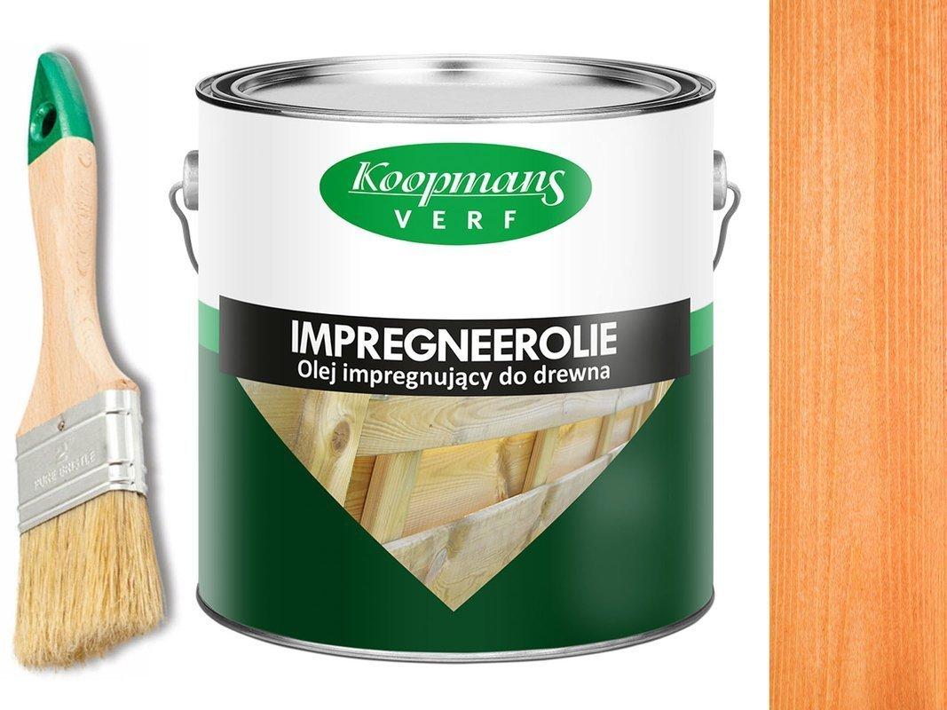 KOOPMANS IMPREGNEEROLIE Impregnat 5L 103 CEDR
