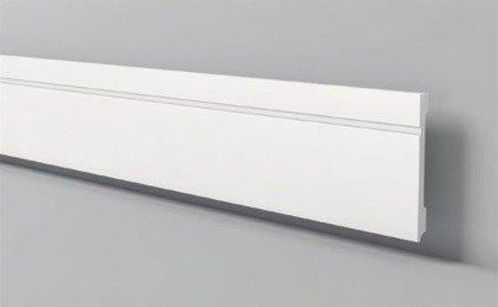 LISTWA PRZYPODŁOGOWA BIAŁA WALLSTYL FD20 200x 18mm