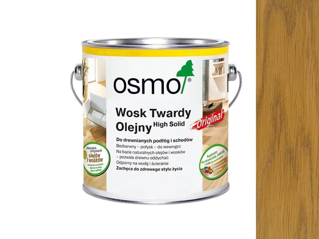 OSMO 3032 wosk twardy olej 125ml JEDWABISTY POŁYSK
