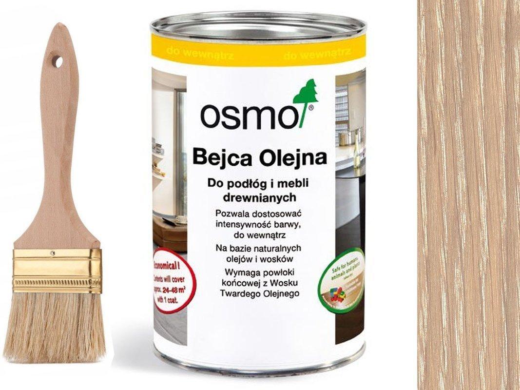 OSMO 3501 Bejca Olejna do podłóg BIAŁY 2,5L