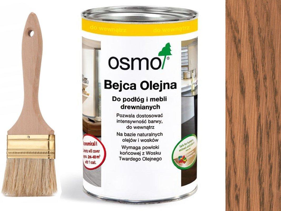 OSMO 3516 Bejca Olejna do podłogi JATOBA 2,5L
