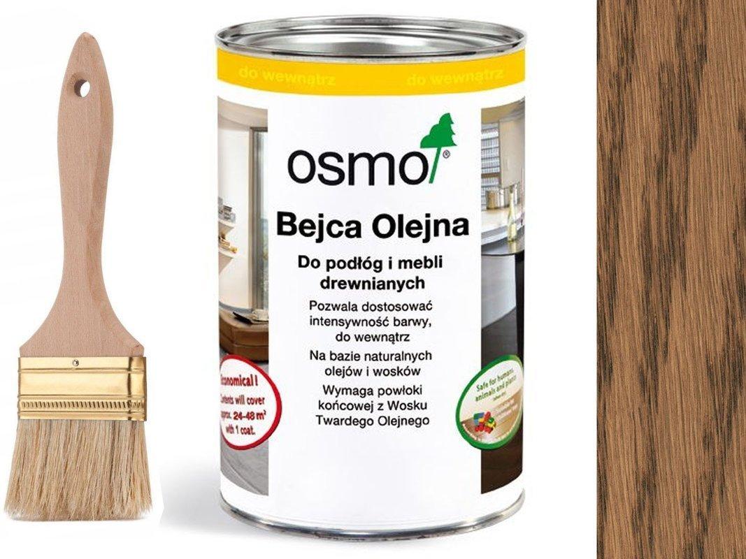 OSMO 3543 Bejca Olejna podłogi KONIAK 2,5L