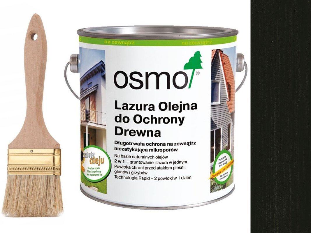 OSMO 712 Lazura Ochronna do drewna HEBAN 25L