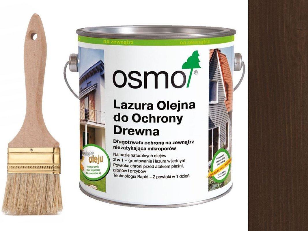 OSMO 727 Lazura Ochronna do drewna PALISANDER 25L
