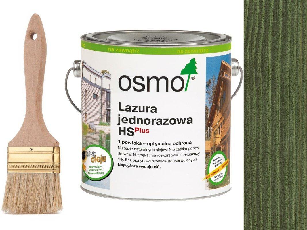 OSMO Lazura Jednorazowa 9242 ZIELEŃ CHOINKA 25L