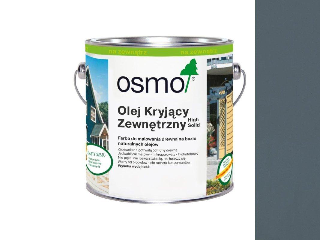 OSMO Olej Kryjący 2507 NIEBIESKI GOŁĘBI 125ml