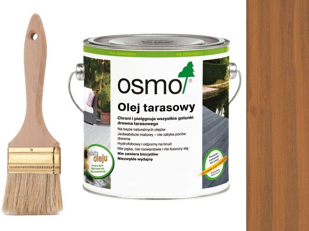 OSMO Olej do Tarasów 004 DAGLEZJA 25L + GRATIS