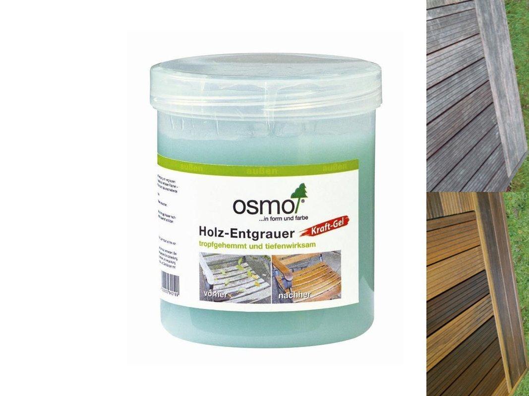 OSMO Żel do usuwania szarości drewna 6609 10L
