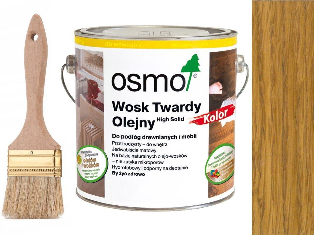 Osmo 3071 wosk twardy olejny olej 2,5 L MIÓD