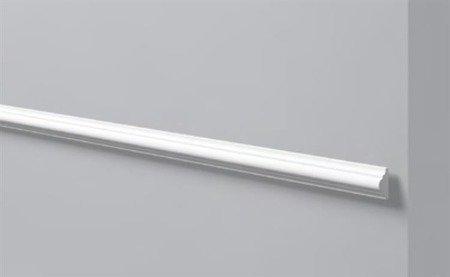 PROFIL PRZYŚCIENNY BIAŁY WALLSTYL WL1 40 x 20mm