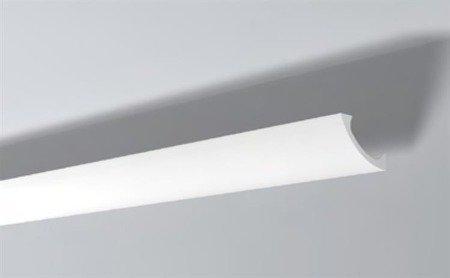 PROFIL PRZYSUFITOWY BIAŁY WALLSTYL WT3 80 x 110mm