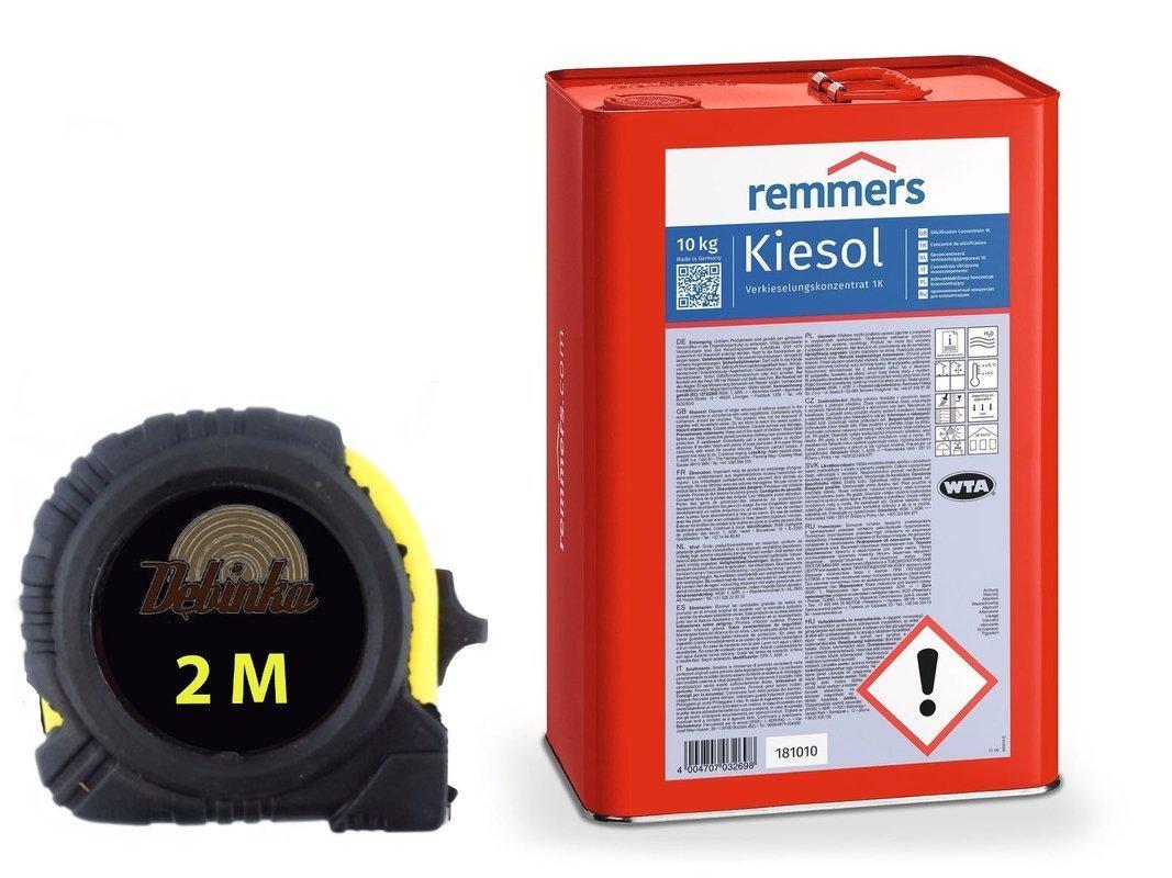 Remmers Kiesol system USZCZELNIANIA budowli 5KG
